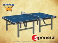 Tischtennisplatte Testsieger